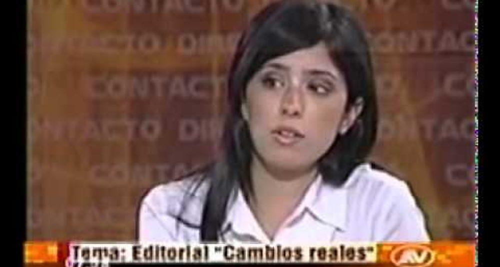 4/1/2007 - Gabriela Calderón  Contacto Directo