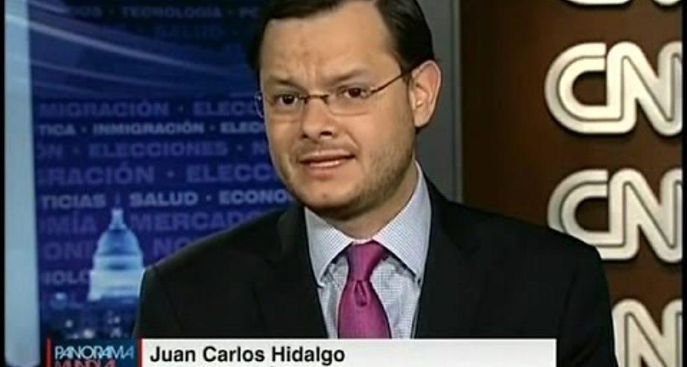 """Juan Carlos Hidalgo comenta la candidatura de Donald Trump en """"Panorama Mundial"""" de CNN en Español"""