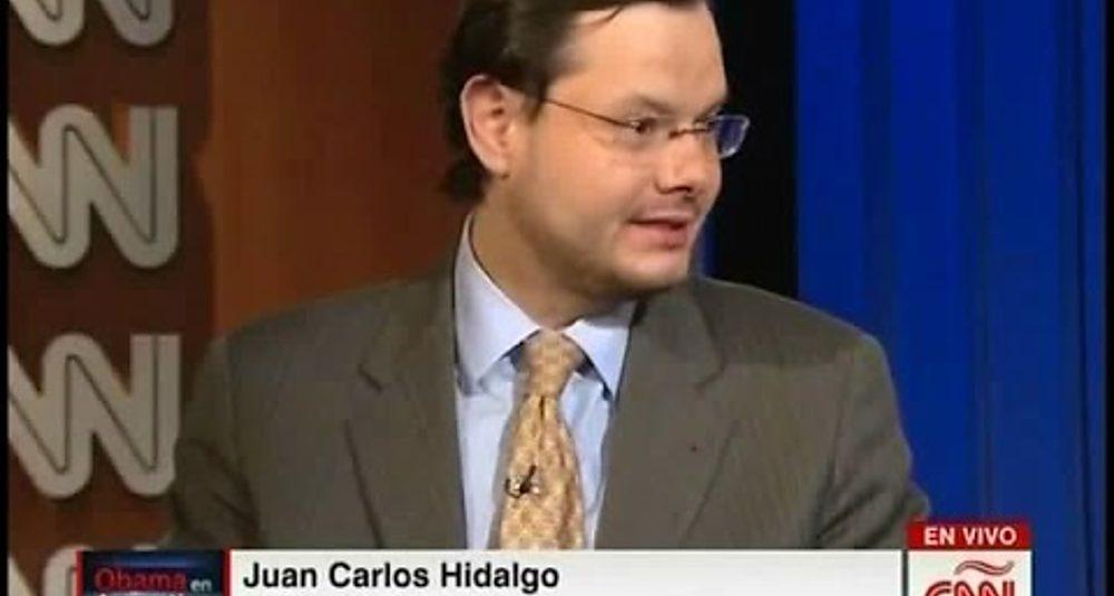 Juan Carlos Hidalgo comenta la visita de Obama a Argentina en CNN en Español