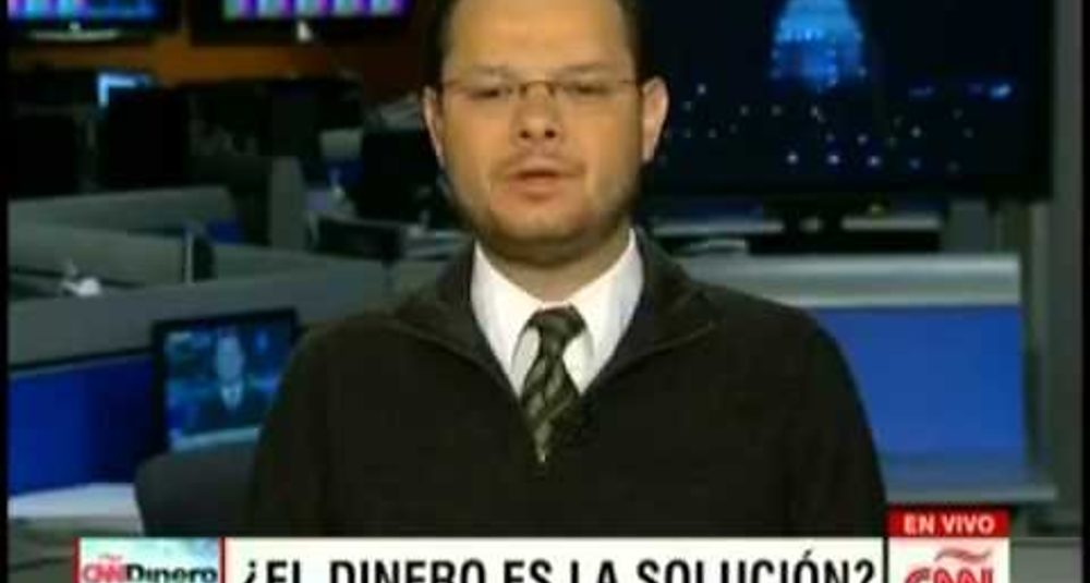 Juan Carlos Hidalgo comenta el Plan Mérida en CNN Dinero
