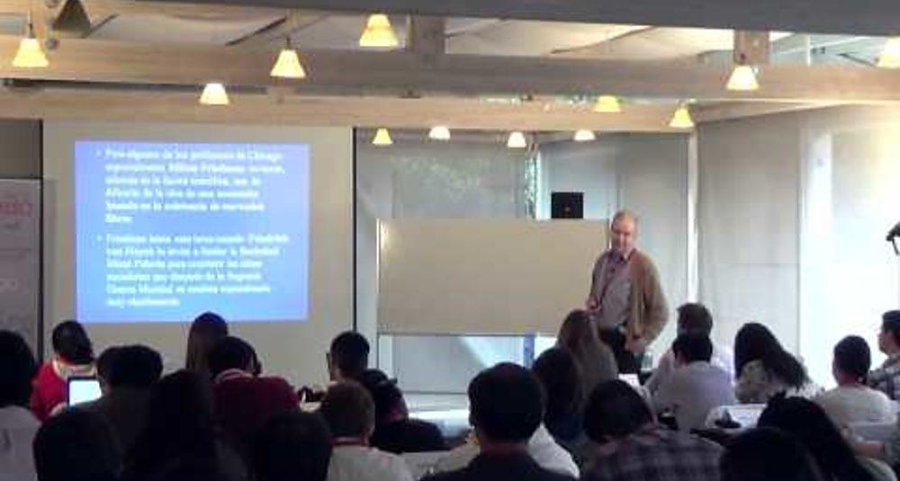 Rolf Lüders: El liberalismo y la Escuela de Chicago - UElCato FPP 2013